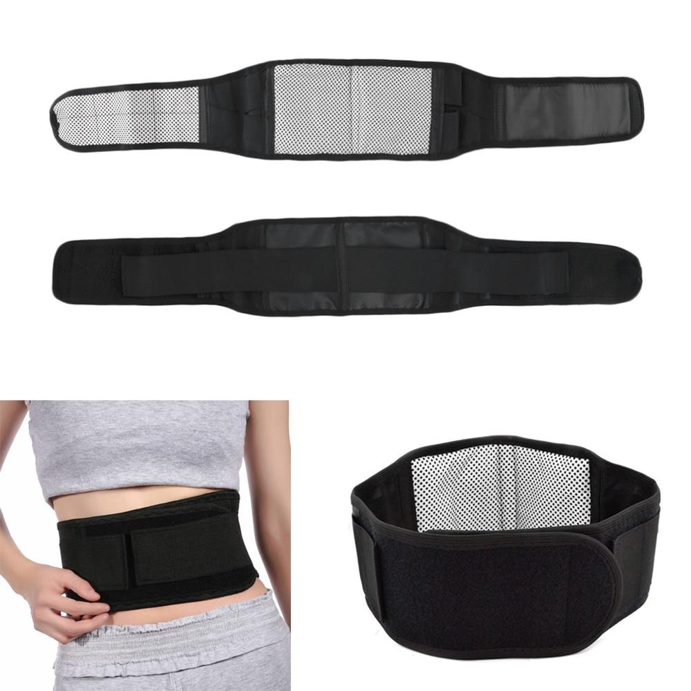 Self-heating Lumbar Lower Back Support Belt Thermal Tourmaline Magnetic Theraoy Waist Heat Belt Pain Relief Lumbar Corset 2