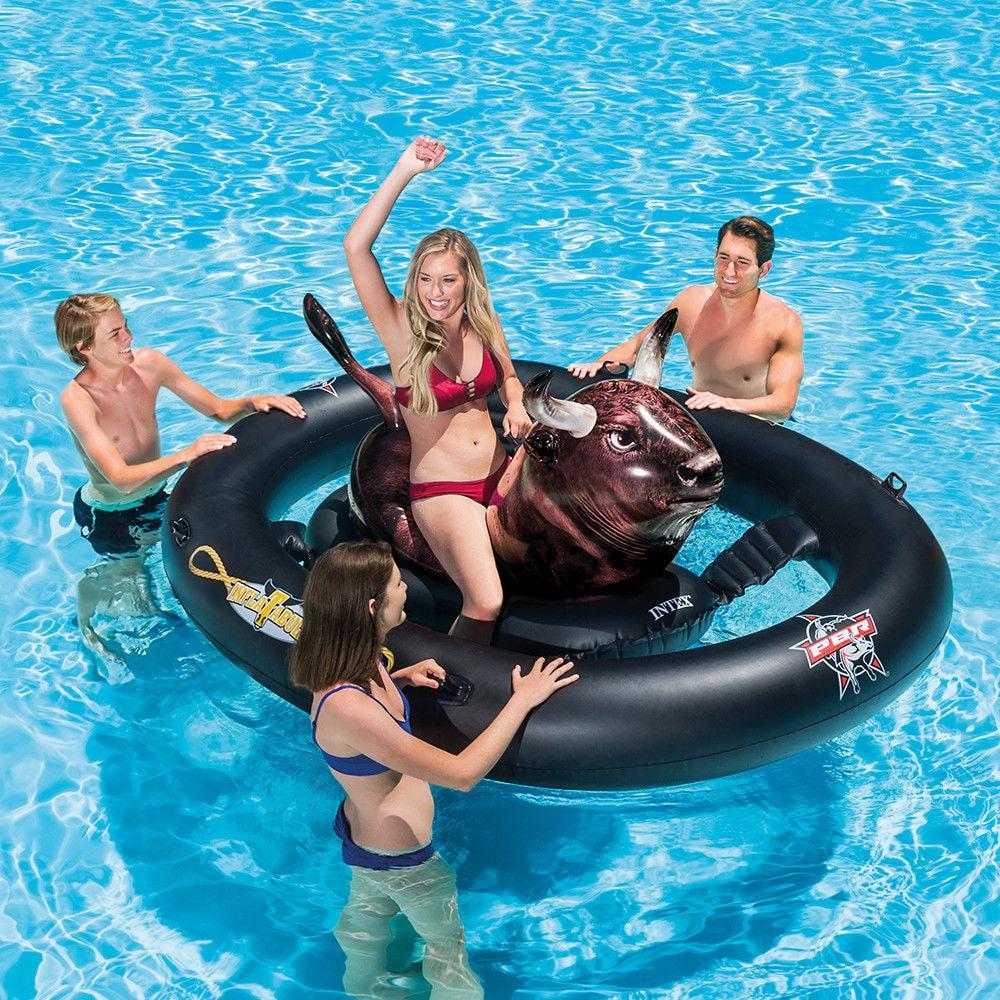 إجوس-عوامة قابلة للنفخ للسباحة, للشاطئ والمسبح ، 56280