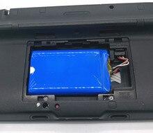 3.7V 6000mAh Rechargeable Replacement Battery for Nintend U W ii Wi iU GamePad Controller Joystick Repair Part+Free Screwdriver