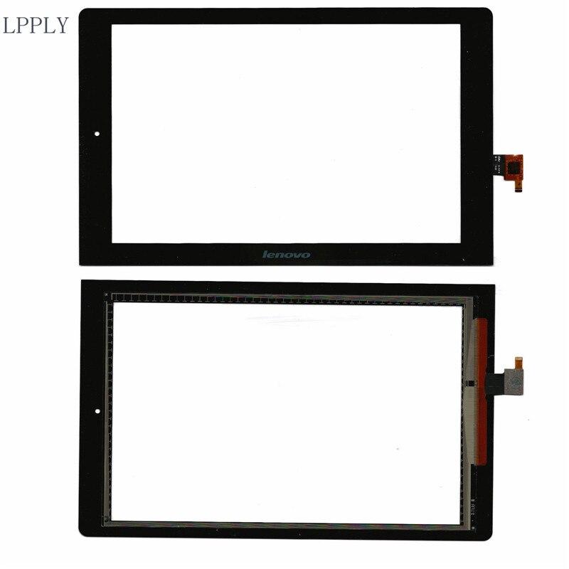 LPPLY nuevo para Lenovo Yoga 10 B8080 B8080-F B8080-H Digitalizador de pantalla táctil Sensor de piezas de repuesto