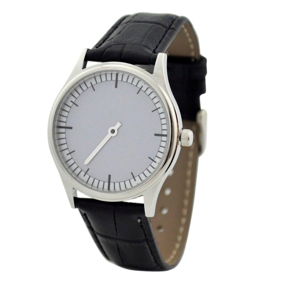Reloj de tiempo lento-reloj Unisex-Reloj de hombre, reloj de mujer-Envío gratis