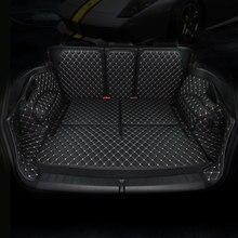 car rear trunk mat car boot mat cargo liner for toyota land cruiser lc 200 150 prado verso ez yaris l 2018 2017 2016 2015 2014