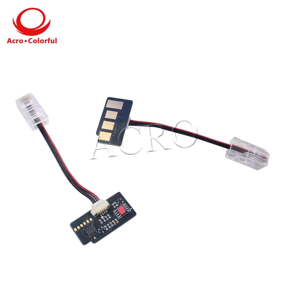 Тонер-чип с автоматическим сбросом для картриджей стандартной идентификации, совместим с samsung CLT-K606S 9358ND