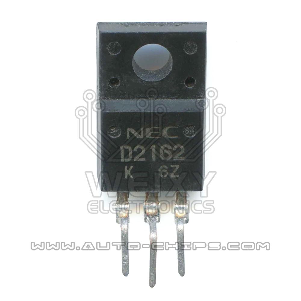 Uso da microplaqueta nec d2162 para automotivos