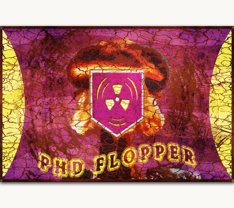Nuevo zombis Flopper Perk A Cola Black Ops Call-póster de Arte de seda decoración de la pared
