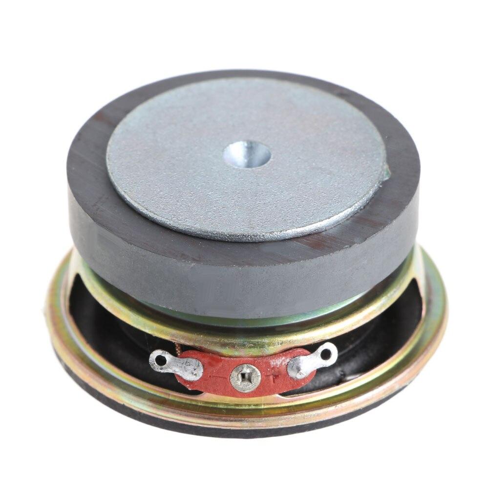 Nuevo altavoz de 2 pulgadas 4 Ohm 3 W 52mm de rango completo Woofer estéreo Audio altavoz magnético