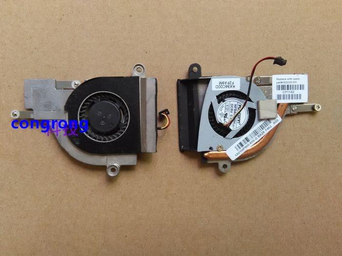 Kühler für HP mini 110 110-3000 210 210-2000 1103 CQ10 kühlung kühlkörper mit lüfter kühler 622330 -001 MF40060V1-C000-G9A