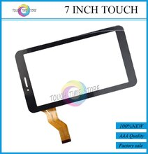 Schwarz Touch screen Digitizer Irbis TX18 TX69 Digma optima 7,7 3G TT7027MG tablet Touch panel Glas Sensor Shipping