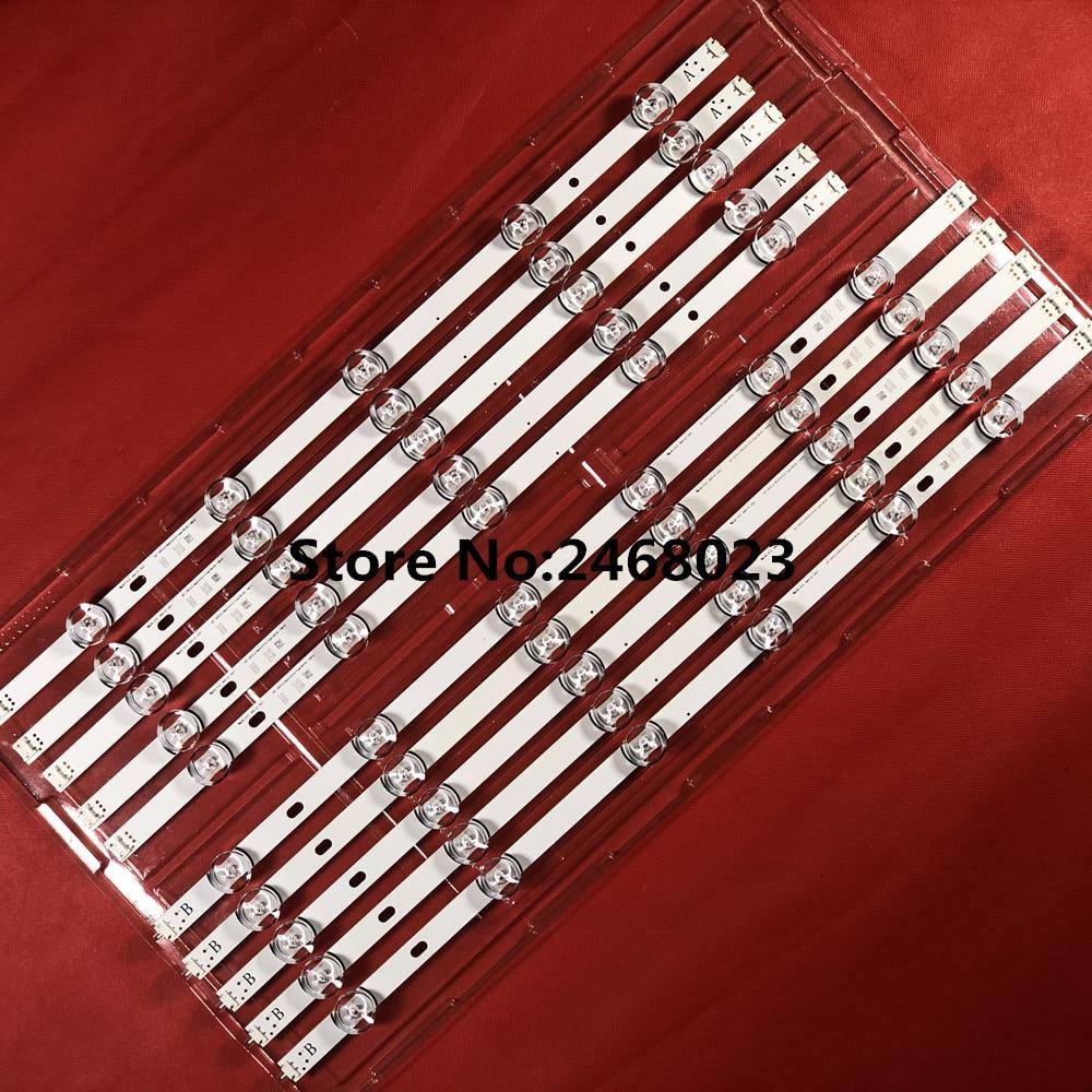 Новая светодиодная полоса для полной подсветки LG 55LF652V 55LB630V 55LB650V LC550DUH FG 55LF5610 55LF580V 55LF5800 55LB630V 55LB6300