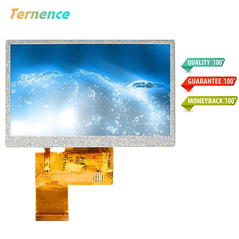 Skylarpu HD de 4,3 pulgadas TFT pantalla LCD para SATLINK WS-6932 WS-6936 WS-6939 WS-6960 WS-6965 WS-6966 WS-6979 buscador de satélite