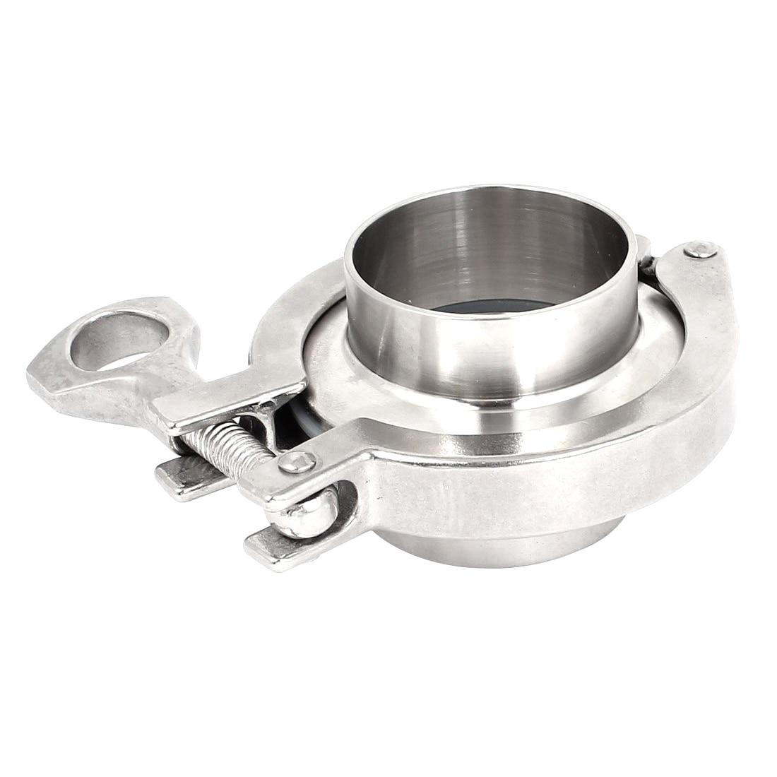 (Top sell)304 Stainless Steel Sanitary Pipe Ferrules Gasket Set