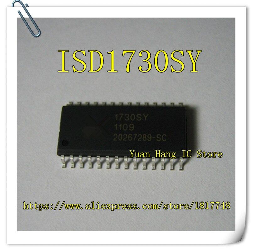 10 шт./лот ISD1730SY ISD1730 1730SY лапками углублением SOP-28 звуковой чип