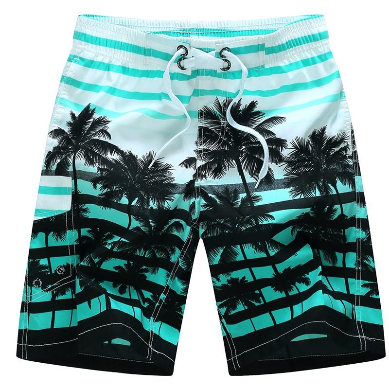 7 pattern Plus size Swimwear Shorts Mens Boardshorts Bermuda Swimming Shorts Swim Trunks Beach Sports Suit Quick Dry Short 6XL