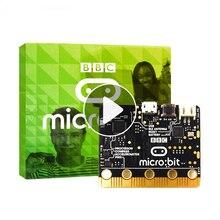 BBC micro: bit NRF51822 Bluetooth ARM Cortex-M0, 25 LED licht. EEN computer voor kinderen beginners programmeren, ondersteuning windows, iOS etc