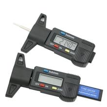 Testeur de profondeur de pneu de voiture   Numérique jauge 0-25mm mètre outil étrier de mesure TPMS système de surveillance réparation de pneus automobiles
