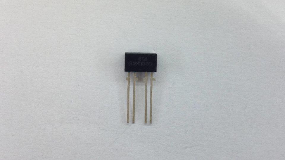 5 unids/lote TCRT1000 1000 SENSOR óptico reflectante con salida de transistor de SENSOR