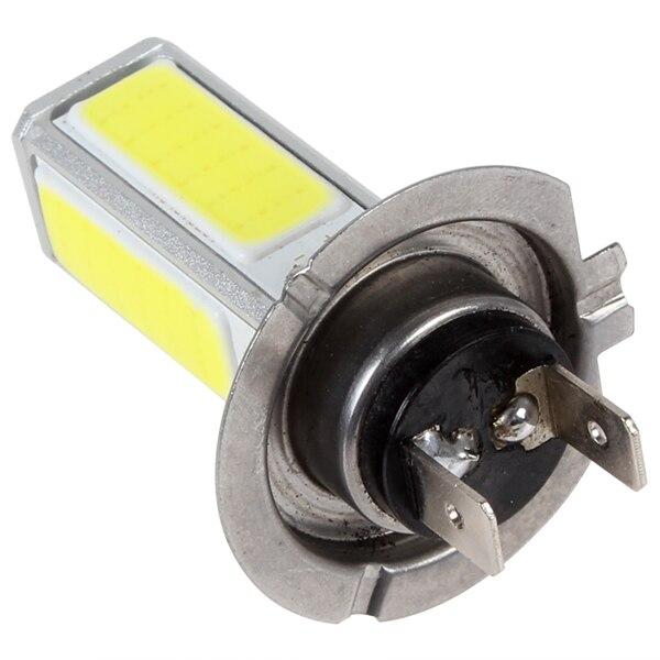 ¡Nuevo! 20W H7 Super alta potencia COB LED luz blanca del coche para conducción de niebla/DRL