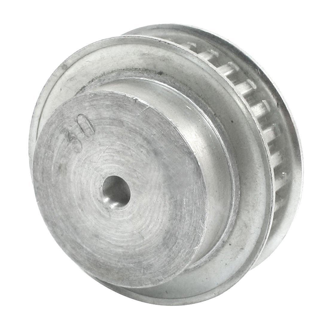 Stepper Motor 30 Teeth 6mm Bore XL Type Aluminum Timing Belt Pulley