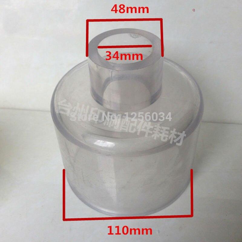 1 taza de plumero para máquina gto46 gto52 Hengoucn gto