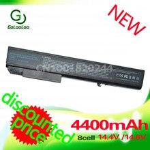 Golooloo 4400MaH batteria per hp EliteBook 8530p 8530w 8540p 8540w 8730p 8730w 8740w HSTNN-LB60 HSTNN-OB60 HSTNN-XB60 KU533AA