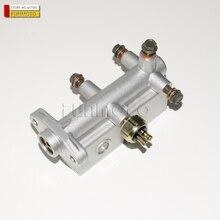 Cilindro de freno maestro y 2 uds CABLE de freno adecuado para XT1100/KINROAD 1100 BUGGY