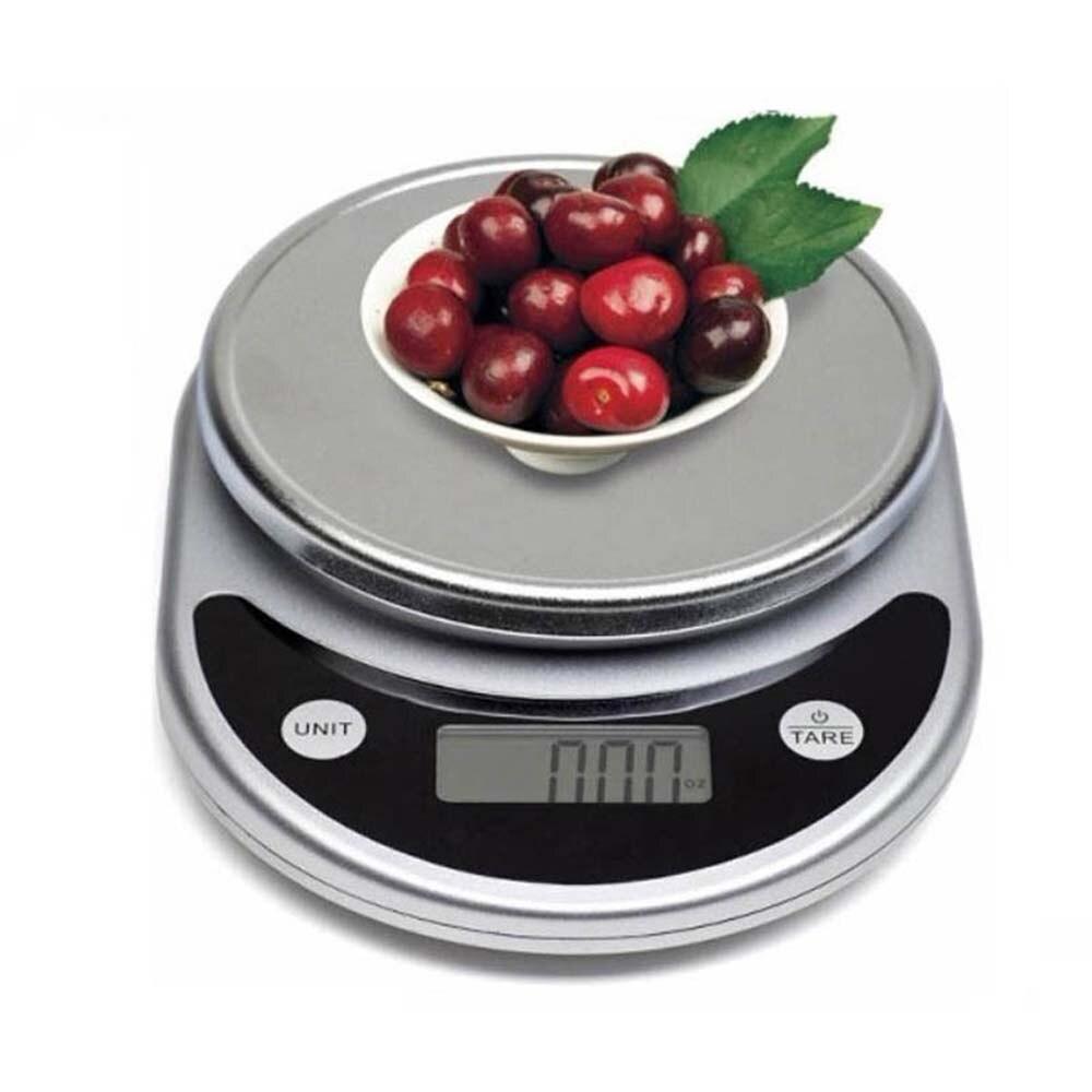5 кг/1 г портативные цифровые весы светодиодные электронные почтовые пищевые