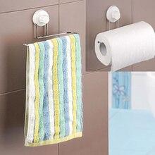 Tout nouveau porte-serviettes ventouse support cuisine tissu s papier toilette ventouse fournisseurs accessoires de salle de bain