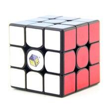 YuXin 3x3 Cube Yuxin petite magie 3x3x3 Cube magique 3 couches vitesse Cube professionnel Puzzle jouets pour enfants enfants cadeau jouet