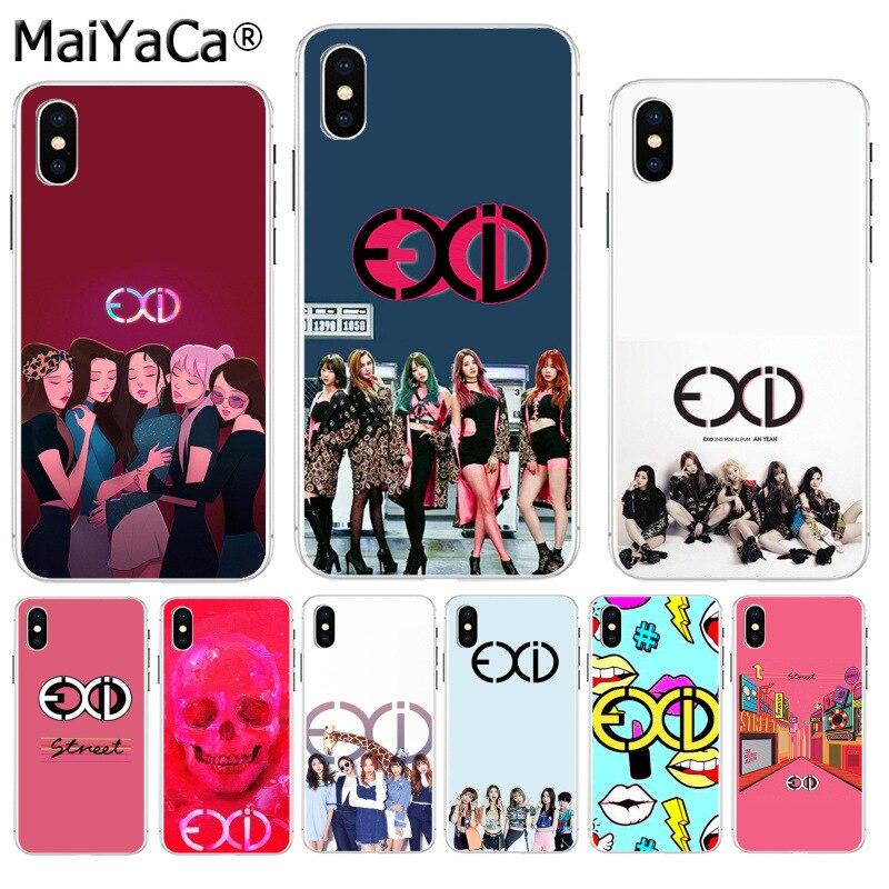 MaiYaCa exceder en soñando Solji Mississippi Twilight suave TPU de silicona colorido teléfono caso para iPhone 8 7 6 6S Plus X XS X max 10 5 5S SE XR