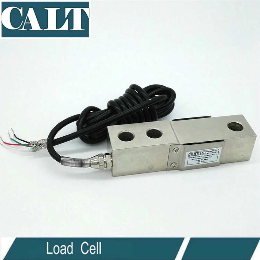 china Cantilever Single Beam force sensor Small Load cell test weight 50kg 100kg 200kg 300kg 500kg 1t 2t loadcell DYX-301