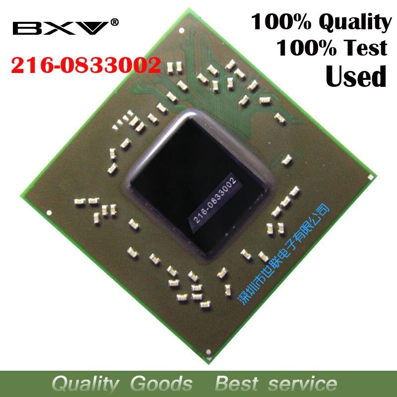216-0833002 216 0833002 100% teste de trabalho muito bem reball com bolas bga chipset para portátil frete grátis