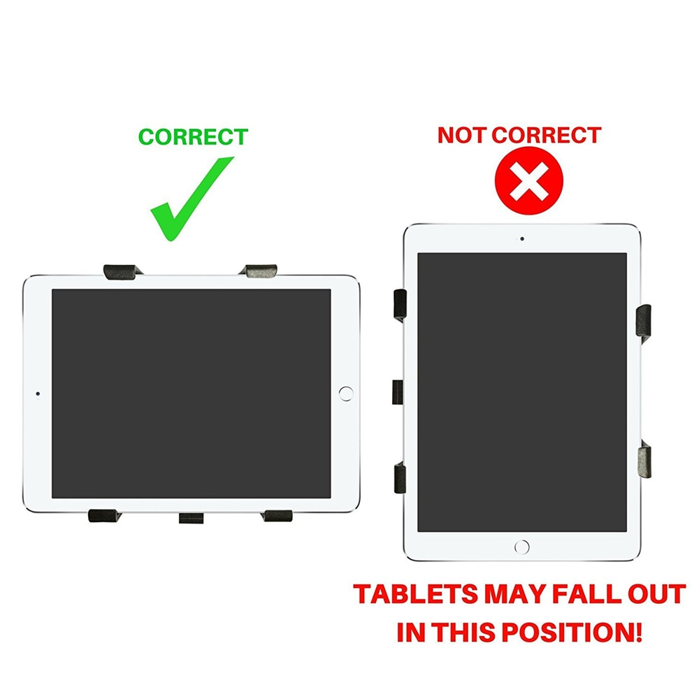 Car Tablet Holder CD Slot Mount Holder Stand For ipad Pro 7 to 11inch Tablet PC Samsung Galaxy Tab Xiaomi Huawei Tablet enlarge