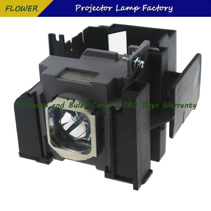 High Quality ET-LAA410 Projector lamp with housing for PANASONIC PT-AE8000 / PT-AE8000U / AE8000U with 180days warranty et laa110 high quality replacement bulb with housing for panasonic pt ar100u pt lz370e pt lz370 pt ah1000e pt ah1000