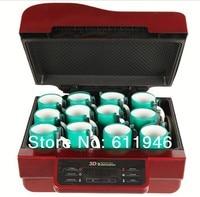 3D Multifunctional Sublimation Heat Press Machine for Mug Cup Phone Case 3d Vacuum Heat Transfer Machine