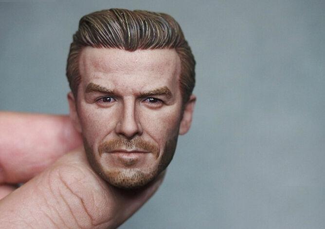 Фото - 1/6 Scale David Beckham Head Sculpt 2.0 For 12 Hot Toys Phicen Male Figure toys david beckham david beckham my side