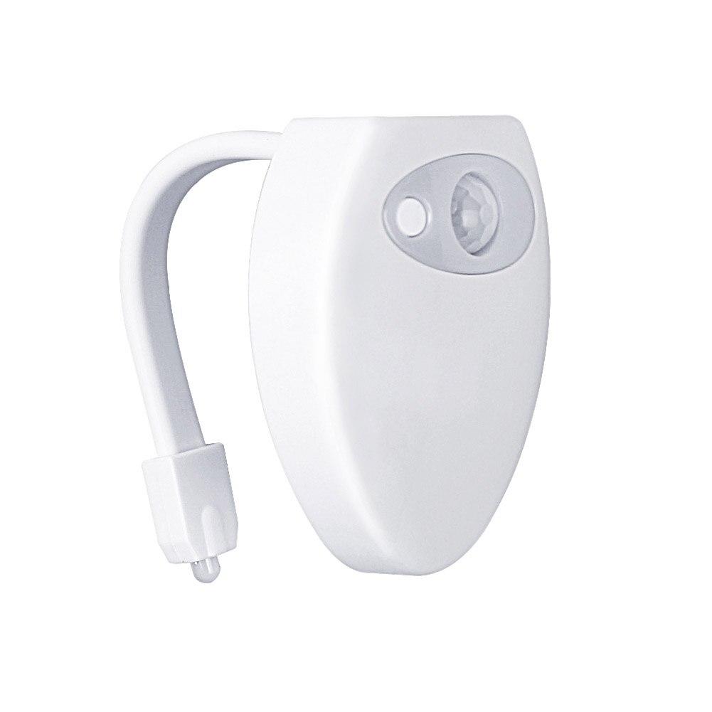 Lámpara LED de luz nocturna USB con Sensor de asiento activado por movimiento impermeable para baño GHS99