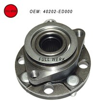 1pc Vorderrad Hub Lager OEM 40202-ED000 fit für Nissan Tida C11 2005-2012
