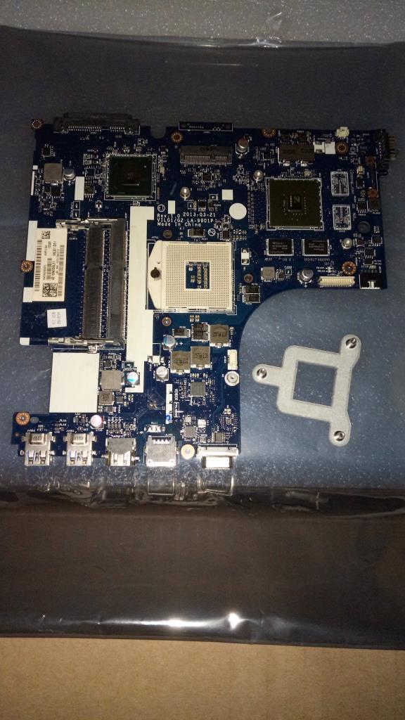 تنطبق على G500S دفتر اللوحة DIS HM76 GT720M عدد LA-9901P FRU 90003074 90003073 90003092 90003091