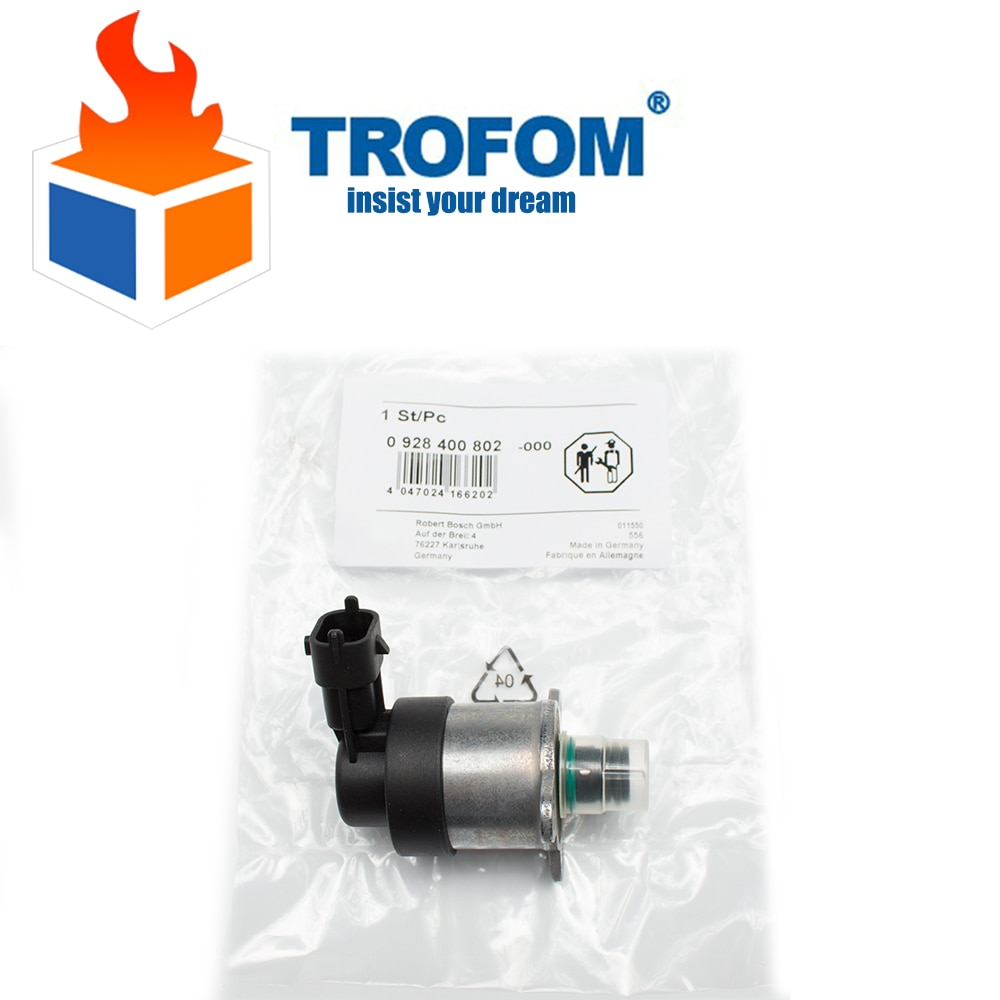 Regulador de presión de combustible válvula de Control para Peugeot 206, 307, 308, 407, 1007 Citroen C2 C3 C4 C5 Frod Focus 0928400802 de 0928400607