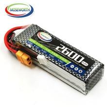 Batterie Lipo 11.1V 3S 2600mAh 35C pour télécommande jouets RC Drone bateau hélicoptère quadrirotor avion avion voiture Lipo batterie