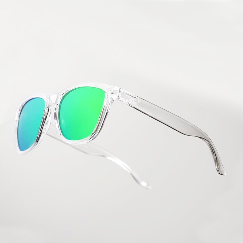 Dokly aire Rosa oro clásico sunglassws Gafas de sol de las mujeres UV400 Gafas de sol polarizadas