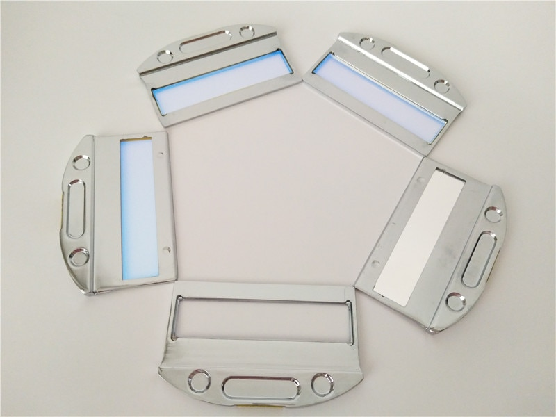 Shr ipl e light filtra piezas de mango de e-light un lote de cinco unidades