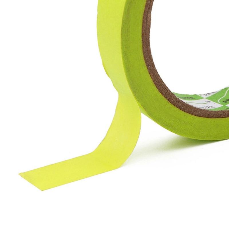 25 3m Proteção da Pintura Do Carro Fita Adesiva Fitas Adesivas de Papel Pintor Profissional Auto Detalhamento DIY Adesivo Fita Adesiva