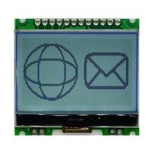 12864 Dot Matrix Module 12864G-086-P LCD Dispaly Module met Achtergrondverlichting COG 5 v