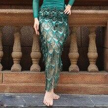 Nouveau gland danse du ventre hanche écharpe pour femme danse du ventre jupes pour femme danse orientale Costume hanche écharpe Bellydance