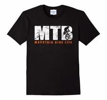 Nouvelle mode hommes Hip Hop 3d Imprimé Vététiste-Vintage VTT faire des chemises À Manches Courtes Hommes T-shirts Hauts T-shirt Dété