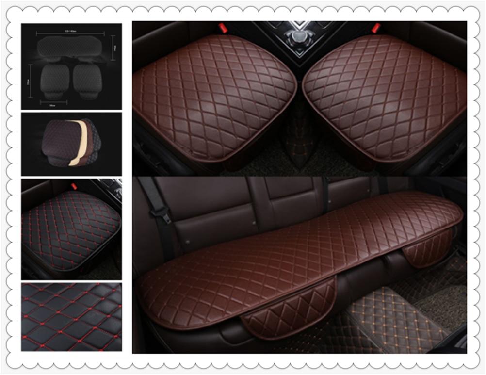 Auto Chair Protector Mat Pad Interior Accessories for Infiniti EX35 G35 EX Q45 M45 M35x M35 FX45 Kuraza