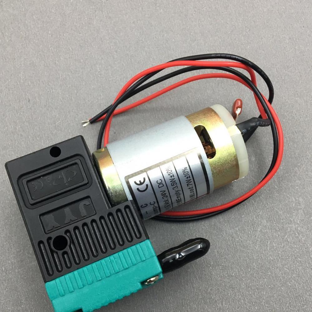 JYY (B)-Q-30-I DC 24V 7W Воздушный чернильный насос для seiko spt 510 konica xaar печатающая головка Crystaljet Gongzheng Wit color JHF Flora printer