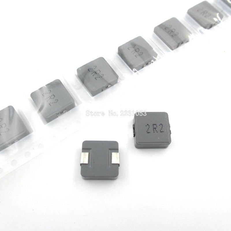 Inductor de potencia SMD 2,2uh 2,2uh 2R2 inductancia 10 unidades/lote 10x10x4mm 1040