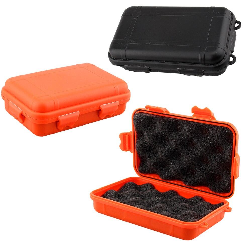 Caja de protección a prueba de golpes para exteriores, caja de herramientas impermeable, caja de herramientas, estuche protector para herramientas de almacenamiento, contenedor sellado para viaje